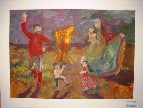 Ковтикова А. Из жизни цыганской